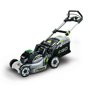 EGO 42cm Push Lawnmower c/w 2.5Ah Battery & Charger
