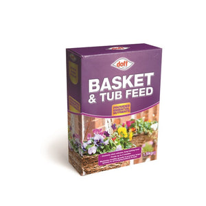 Doff Basket & Tub Feed