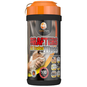 Grafter All Trades Wipes - 100 Wipes
