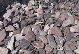 Bulk Bag of Plum Slate