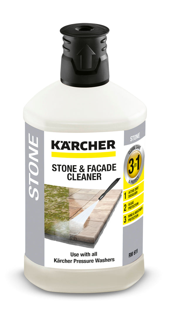 3-IN-1 Stone Cleaner - 1ltr