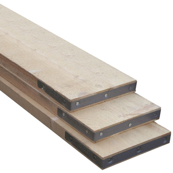 Scaffold Plank 1250X225X63Mm Banded & Graded (4 Ft.)