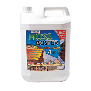 Muss Buster Fast Action 4 in 1