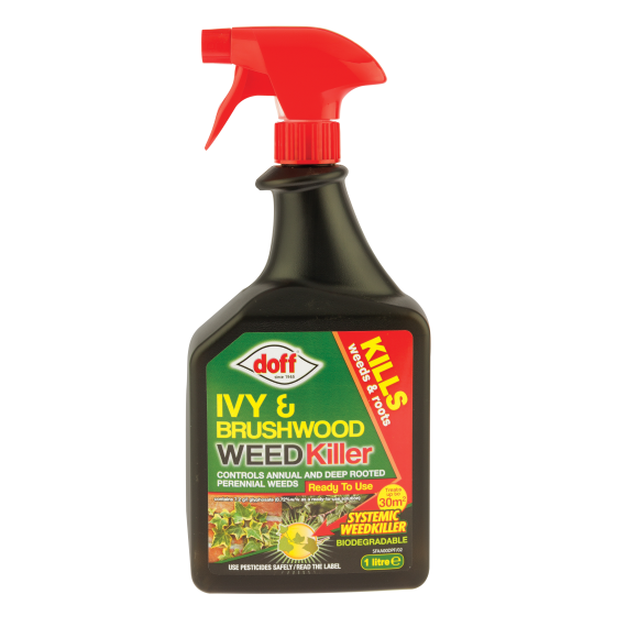 Ivy & Brushwood Weedkiller - Ready to Use