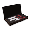 Ceramic Knife Set - 6 Pcs Chef Kitchen Knives Santoku And Paring - Elegant Box