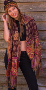 Handmade Indian Scarf - Beths Emporium