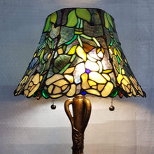 Load image into Gallery viewer, Leadlight Style Lamp - Annesley Table Lamp - Beths Emporium