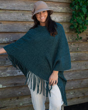 Load image into Gallery viewer, Moss Knit Poncho - Beths Emporium