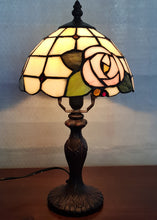 Load image into Gallery viewer, Leadlight Style Small Pia Table Lamp - Beths Emporium