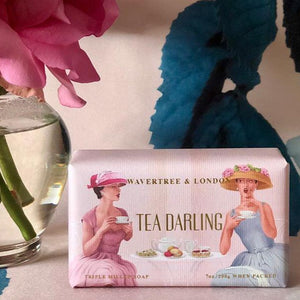 Wavertree & London - High Tea - Tea Darling Soap - Beths Emporium
