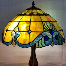 Load image into Gallery viewer, Leadlight Style Venora Table Lamp - Beths Emporium
