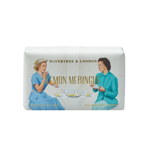 Wavertree & London - High Tea Lemon Meringue Soap - Beths Emporium