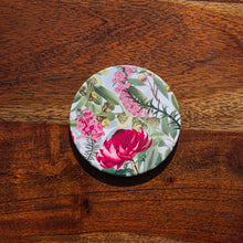 Load image into Gallery viewer, Coaster - Waratah & Epacris - Australian Native Flowers - Beths Emporium