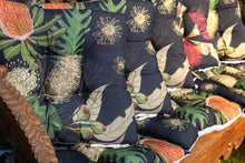 Load image into Gallery viewer, Chair Pad - Banksia & Grevilleas Australian Native - Beths Emporium