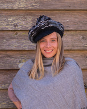 Load image into Gallery viewer, Hand Knitted Boho Wool Cap - Beths Emporium