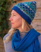 Load image into Gallery viewer, Hand Knitted Wool Boho Cap - Beths Emporium