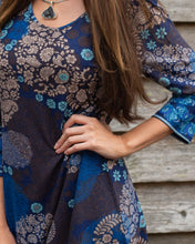 Load image into Gallery viewer, Ocean Blue Knit Shirt or Dress - Beths Emporium