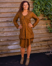 Load image into Gallery viewer, Mustard Boho Jacket - Beths Emporium