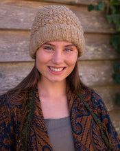 Load image into Gallery viewer, Waffle Knit Wool Beanie - Beths Emporium