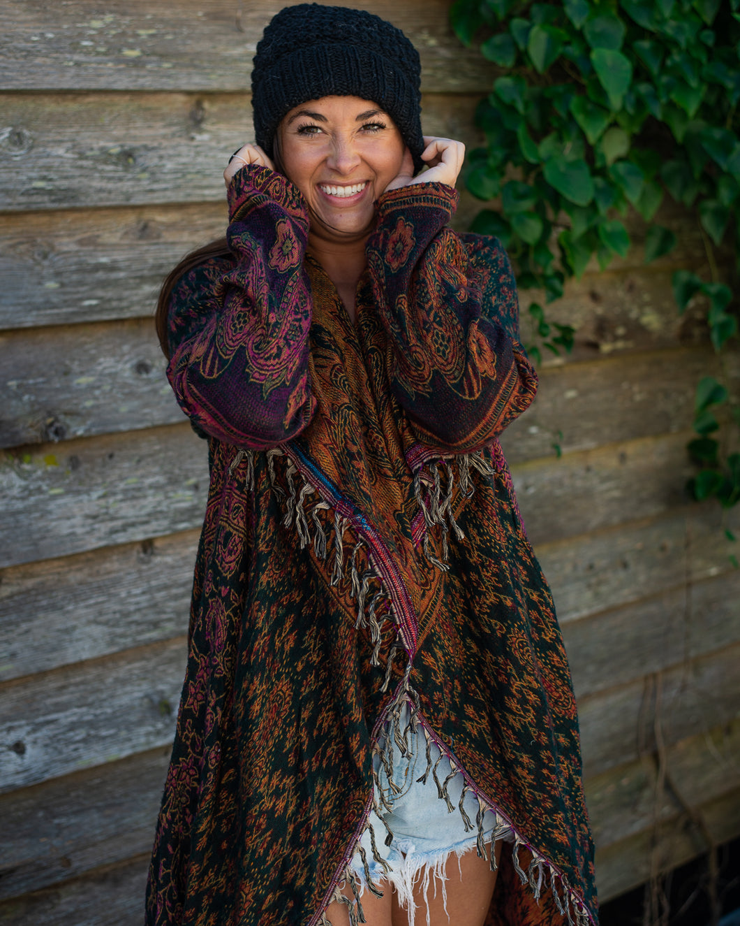 Soft Indian Boho Jacket - Beths Emporium