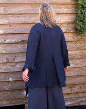Load image into Gallery viewer, Navy Jacket - Beths Emporium