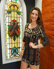 Load image into Gallery viewer, Tribal Knit Shirt or Dress - Beths Emporium