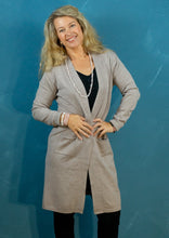 Load image into Gallery viewer, Silvery Moon Cardigan - Beths Emporium