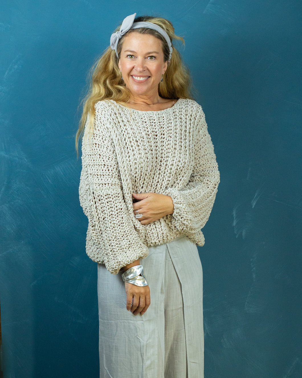 Chunky Knit Jumper - Beths Emporium