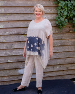 Ecru Tunic Top - Beths Emporium