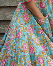 Load image into Gallery viewer, The Magic Dress - Springtime Sky & Rose - Beths Emporium