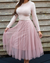 Load image into Gallery viewer, Pink tulle Tutu Skirt - Beths Emporium