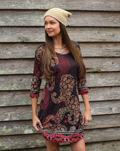 Fertile Earth Knit Shirt or Dress 2 - Beths Emporium