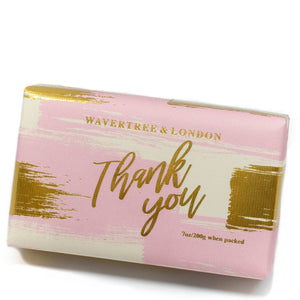Wavertree & London Thank You Soap (Beach Fragrance) - Beths Emporium
