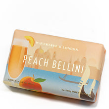 Load image into Gallery viewer, Wavertree & London Peach Bellini Soap - Beths Emporium