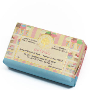 Wavertree & London Ice Cream Soap - Beths Emporium