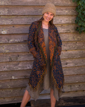 Load image into Gallery viewer, Soft Boho Indian Jacket - Rust - Beths Emporium