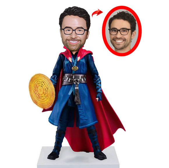 Create Your Own Doctor Strange Bobblehead Action Dolls, Custom Dr Strange Bobbleheads - Abobblehead.com