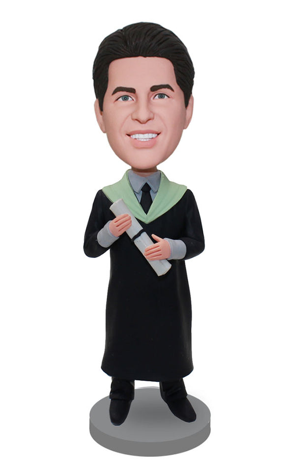 Custom Graduation Bobbleheads Deals, Custom Bobbleheads Best Gifts for Medical Students - Abobblehead.com