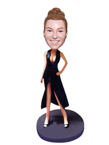 Custom Sexy Woman Bobble Heads From Photo - Abobblehead.com