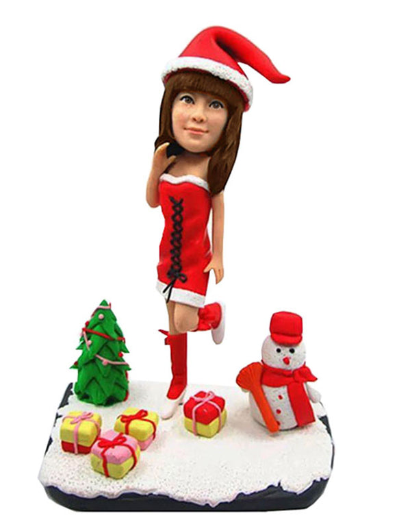 Cutom Bobblehead by Christmas, Best Christmas Gifts for Everyone - Abobblehead.com