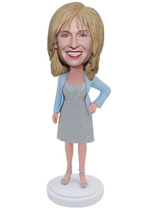 Custom Bobble Head of My Head, Bobbleheads That Look Like You - Abobblehead.com