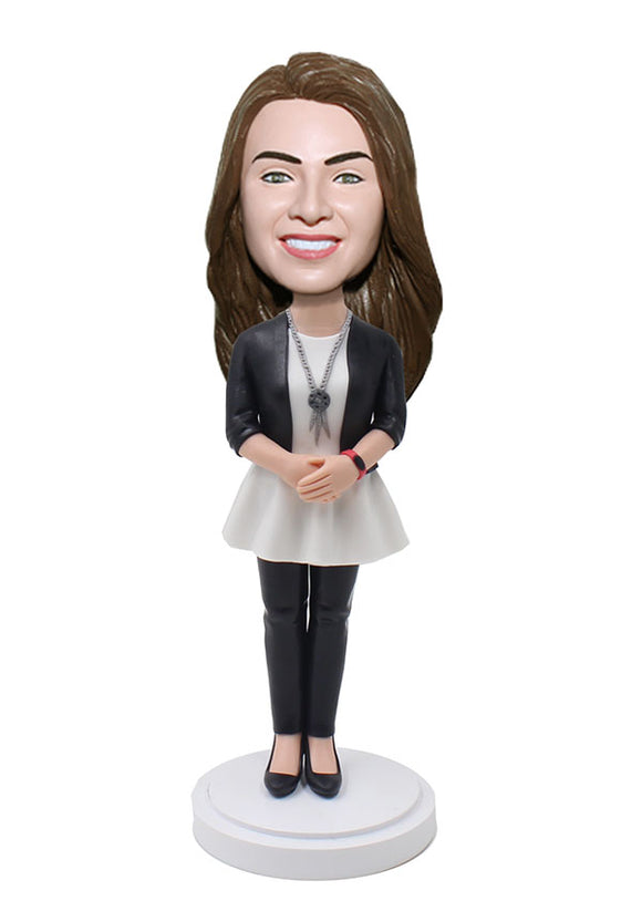 Create Your Own Bobbleheads Doll That Looks Like You, Best Price For Custom Bobbleheads - Abobblehead.com
