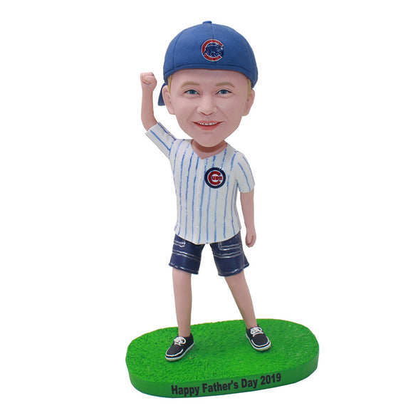 Personalized Sport Bobblehead Great Gifts For Kids, Custom Bobblehead Cool Gifts For Boys - Abobblehead.com