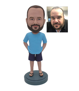 Best Boss's Day Gifts To Custom Boss Bobbleheads, Custom Father's Day Gfit Bobbleheads - Abobblehead.com