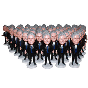 Bulk Custom Bobbleheads 500+ All Of Them Are The Same Free Shipping - Abobblehead.com
