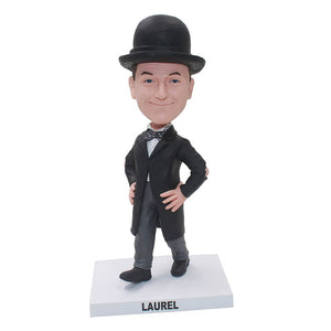Personalized Performance Clothing Bobblehead, Custom Mime Bobbleheads, Custom Magic Bobblehead - Abobblehead.com