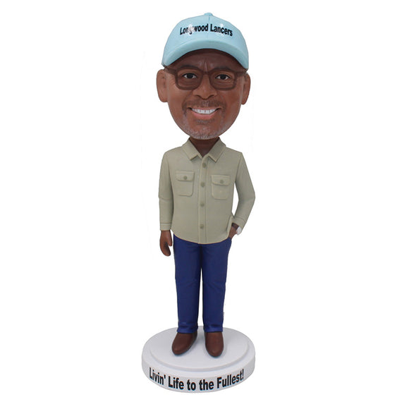 Personalized Bobbleheads From Photos, Personalized Action Figure Of Yourself - Abobblehead.com