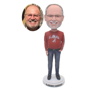 Personalized Fathers Day Bobbleheads Great Gifts For Fathers On Birthday - Abobblehead.com