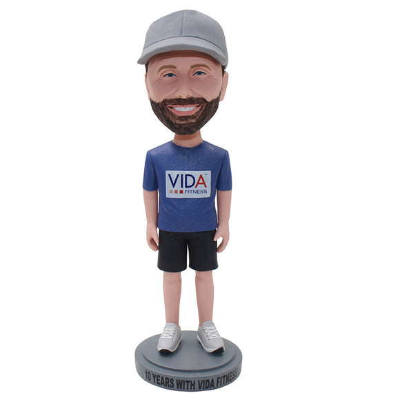 Best Bobblehead Maker, Best Price For A Custom Bobbleheads - Abobblehead.com