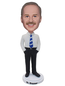 Custom Bobbleheads Cheap Gifts For Him, Coworkers, Father, Husband, Boss - Abobblehead.com